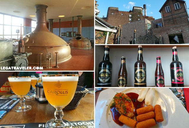 Fábrica de cerveza Het Anker Malinas