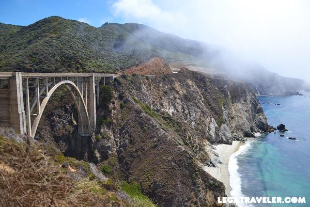 guia costa oeste estados unidos costa california