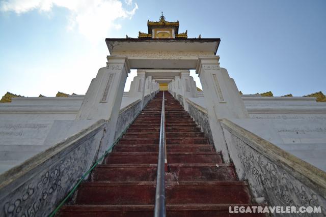 Mahazedi Pagoda Myanmar