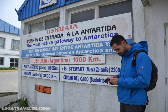 ushuaia puerta a la antartida