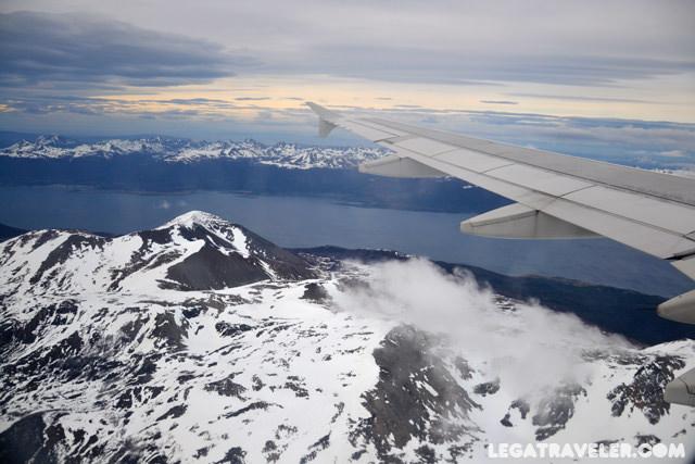 vuelo a ushuaia