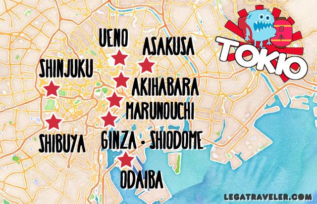 mapa-turistico-tokio-que-ver