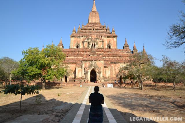 Sulamani Pahto Temple Bagan