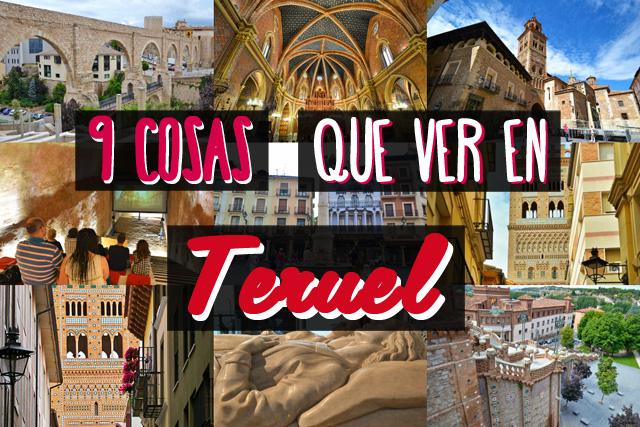 Qué ver en Teruel: 9 lugares que debes visitar
