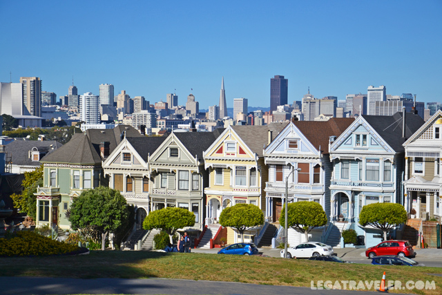 mirador painted ladies san francisco