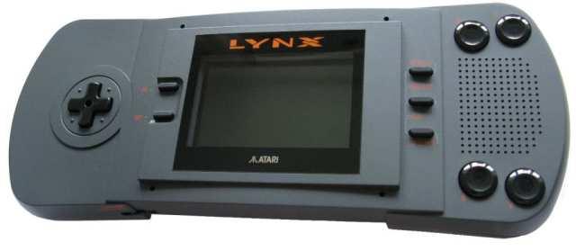 Resultado de imagen de atari lynx