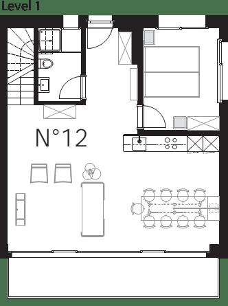 Appartement 12 Gorgnergletscher