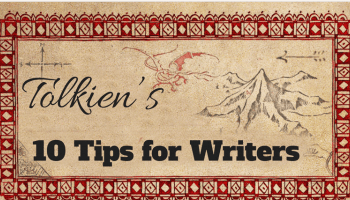 tolkien s road goes ever on and on the unlikely influences of the  tolkien s 10 tips for writers