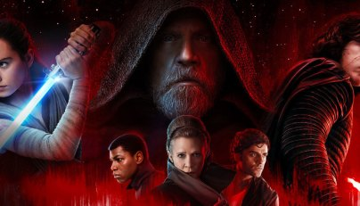 138651c489 First Impressions of The Last Jedi through other Sci-Fi