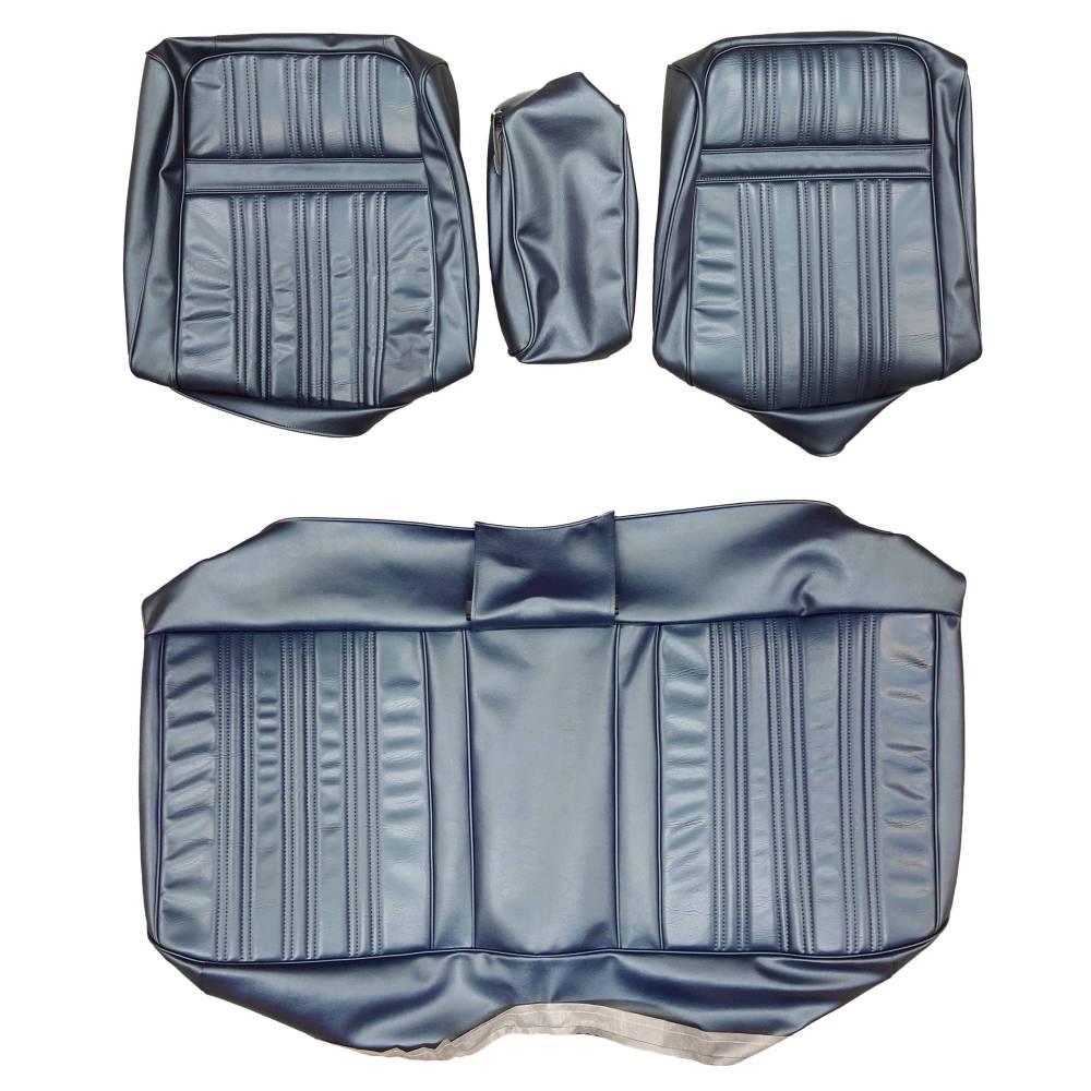 medium resolution of 70 coronet conv split bench w car upholstery brown