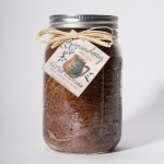 32 Ounce Coffee Express Scented Mason Jar Candle