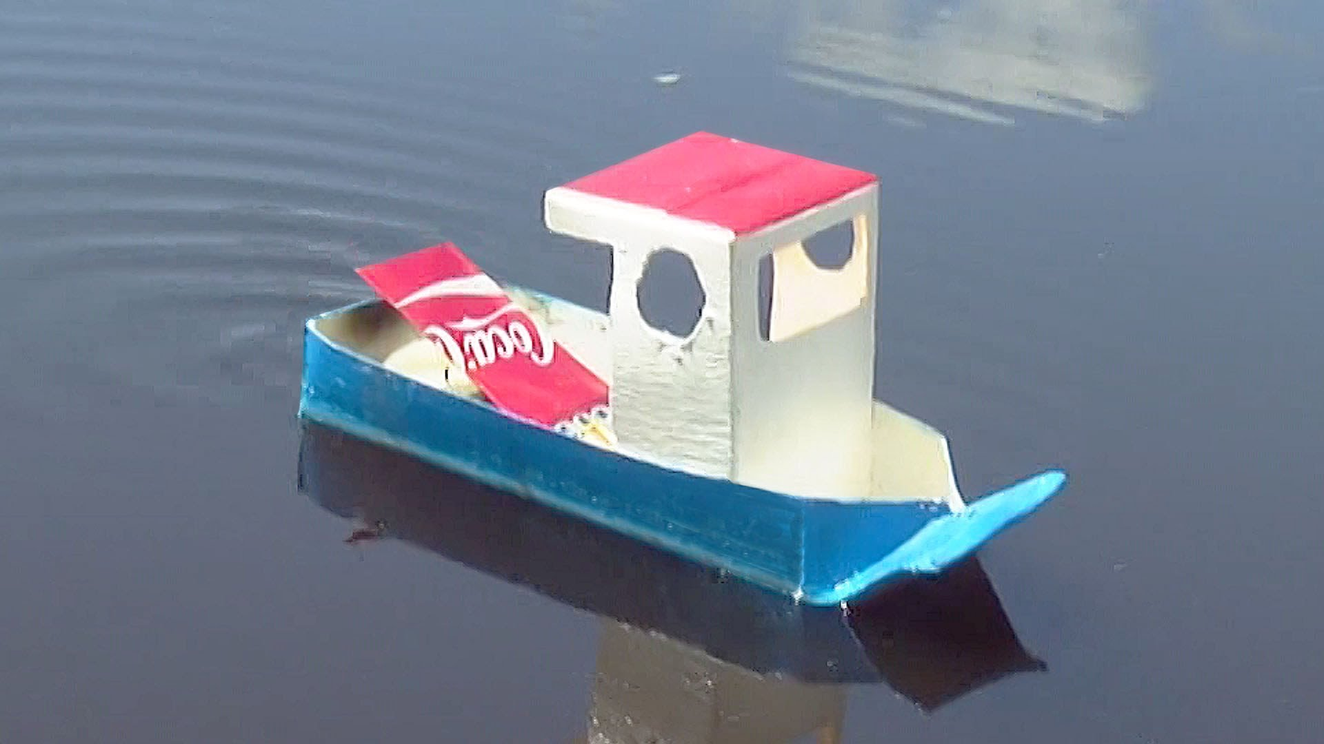 Learn How To Create Your Very Own Diy Pop Pop Boat Awesome