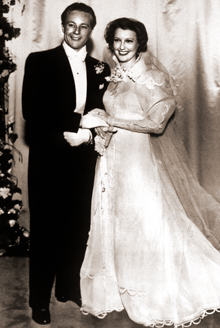 Legendary Jeanette MacDonald :: The Iron Butterfly :: Gene Raymond