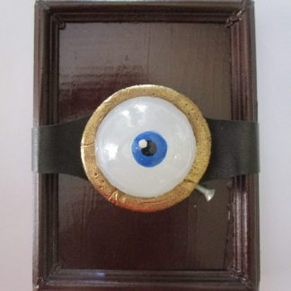 Mad Eye Moody Eye Plaque from LegendaryLetters.com