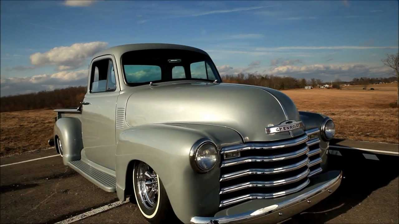 1949 Chevy Truck On S10 Frame Swap