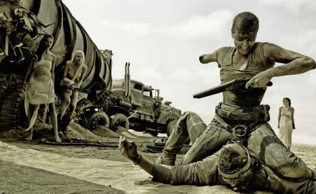 Mad Max Fury Road Pumping Fire And Blood In Namibia