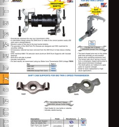 discount 5 speed transmission parts for big twins from mid usa for harley davidson [ 800 x 1039 Pixel ]