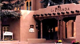 La Posada Hotel in Santa Fe, New Mexico