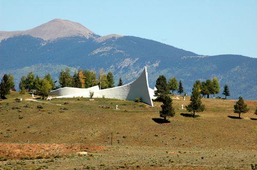 Vietnam Memorial Angel Fire New Mexico