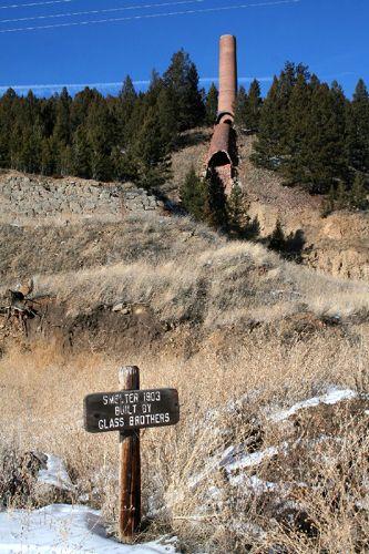 Basin Montana  Mining Camp to Artists Retreat  Legends