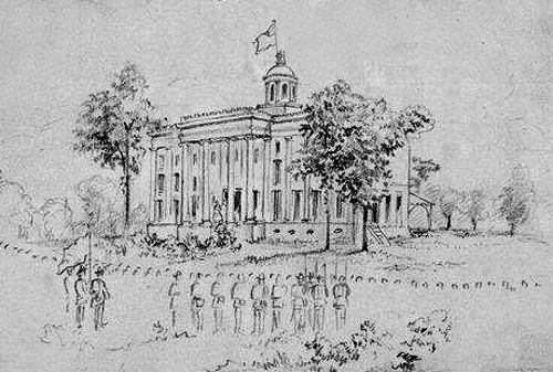 The Siege and Battle of Corinth, Mississippi