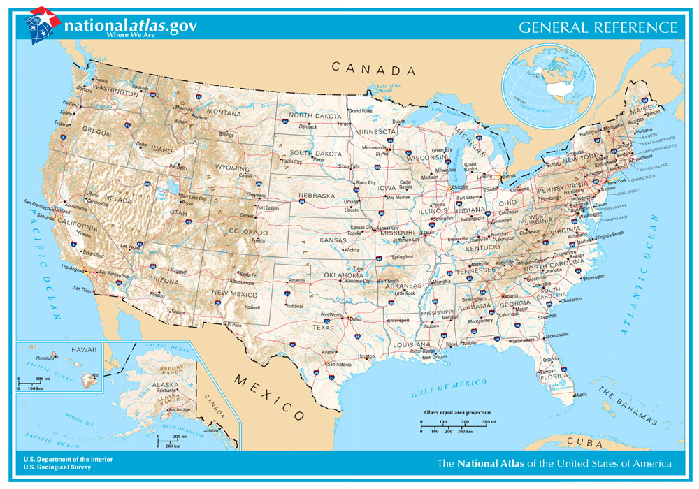 Software programs such as microsoft offic. United States Maps Legends Of America