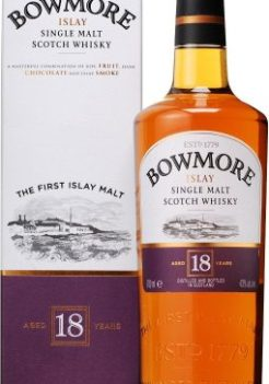 Bowmore Whisky 18 Year Old