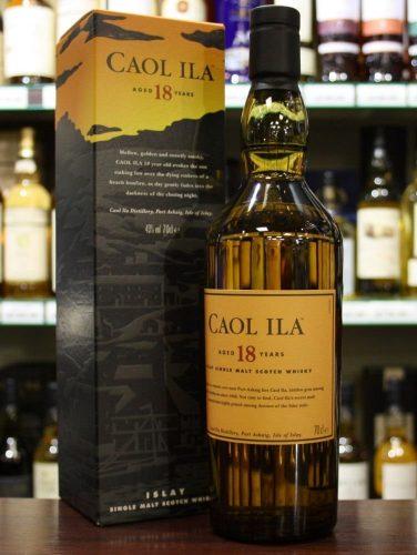 Caol Ila 18 Year Old