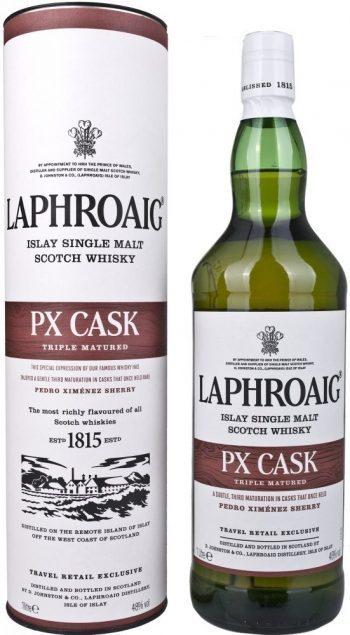 Laphroaig PX Cask Triple Matured
