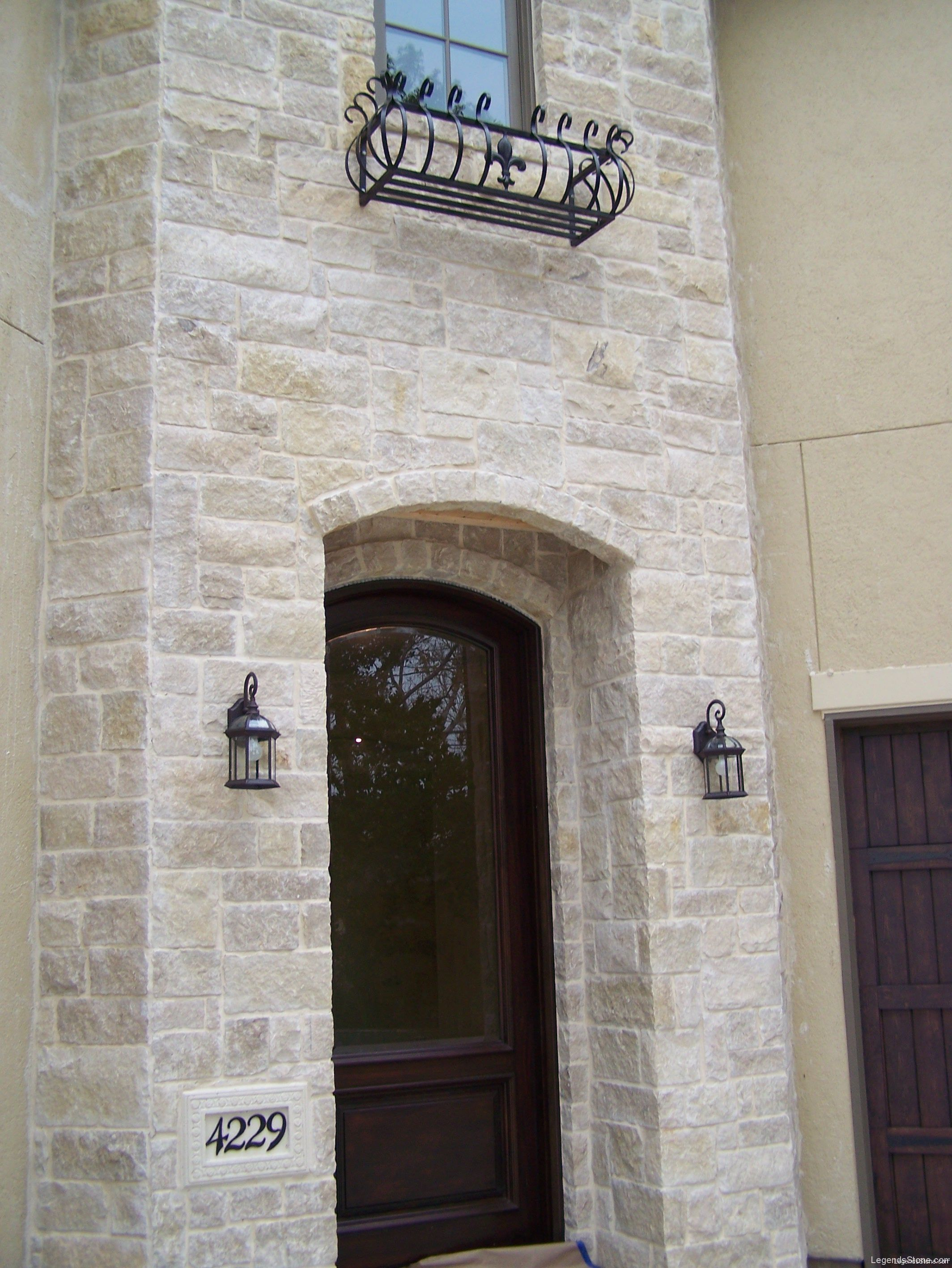 Aspen Blend Legends Stone Natural Stone Building Stone Thin Veneer Houston Tx