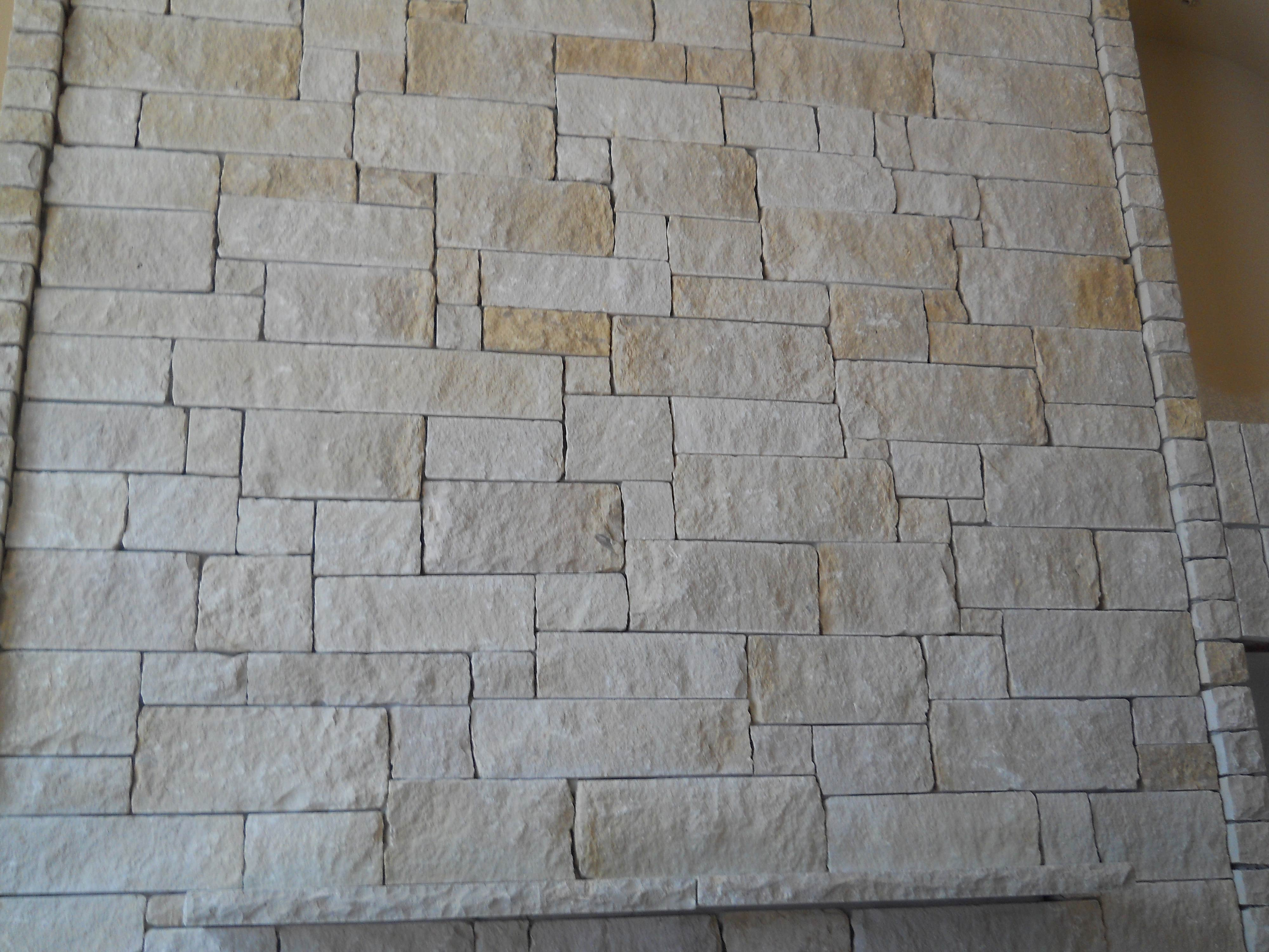 Brick Veneer Interior Wall