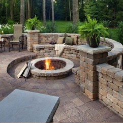 Outdoor Kitchens Houston High Top Kitchen Table Weston Wall   Legends Stone Natural Building ...