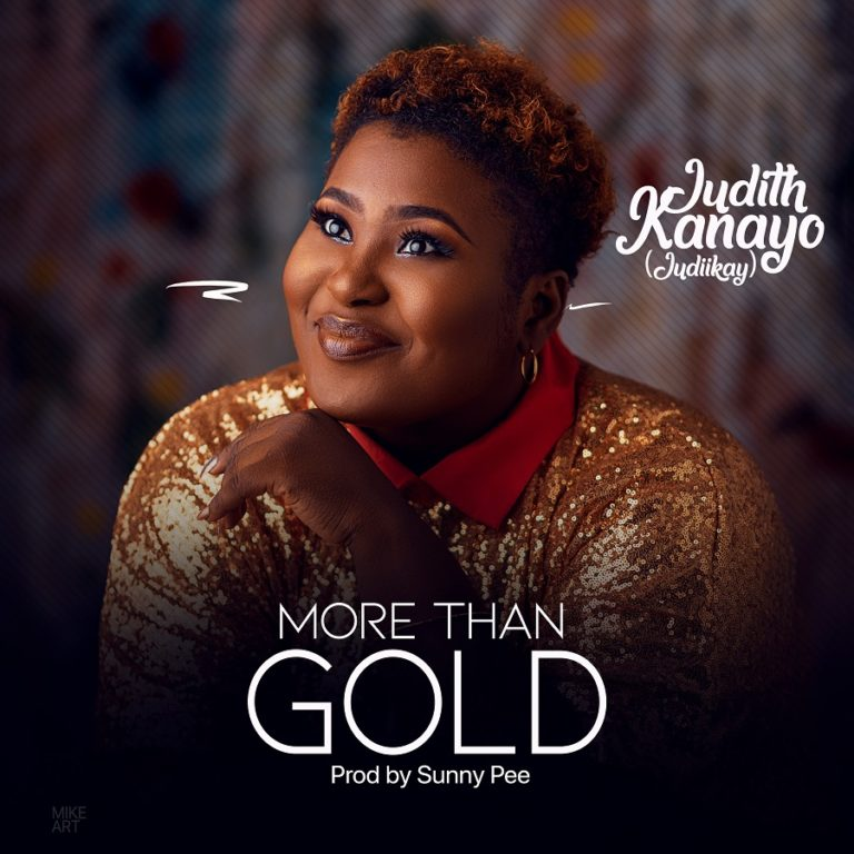 More than Gold-Judith Kanayo