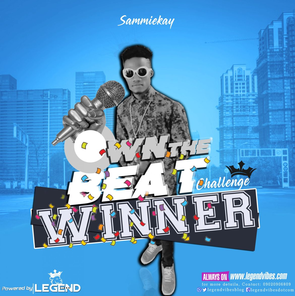 BREAKING NEWS!! Own The Beat Challenge Winner finally Announced by the Judges