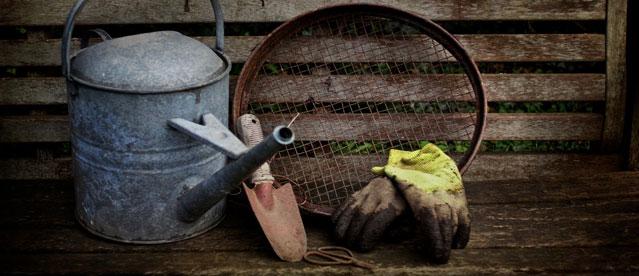 Vendita di articoli per il giardinaggio a Brescia