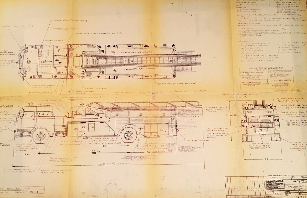 hight resolution of bidding on aerial apparatus 1960 legeros fire blog archives 2006 2015 american lafrance patriot 98 american lafrance wiring diagram