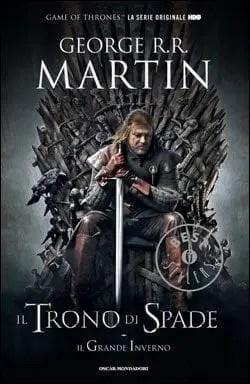 Recensione di Il Trono di Spade. Il Grande Inverno di George R.R. Martin
