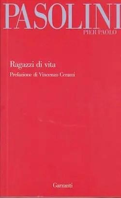 Recensioni di Ragazzi di vita di P. Paolo Pasolini
