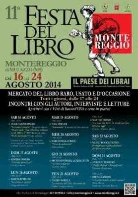 poster_FDL2014_70x100-e1407566453556 Festa del libro di Montereggio Eventi