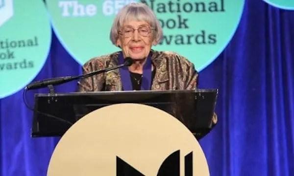 ukleguin-nba_1 National Book Awards: il discorso di Ursula Le Guin Letteratura