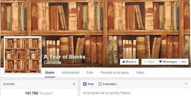 Mark Zuckerberg. A year of Books