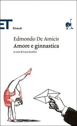 cover13 Recensione di Amore e Ginnastica di Edmondo De Amicis Recensioni libri