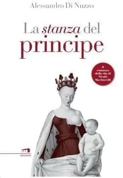 la_stanza_del_principe_cover La stanza del principe di Alessandro Di Nuzzo Anteprime