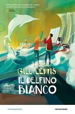 Recensione di Il delfino bianco di Gill Lewis