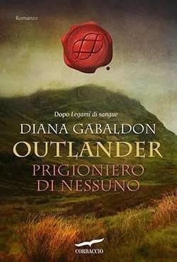 Recensione di Prigioniero di nessuno di Diana Gabaldon