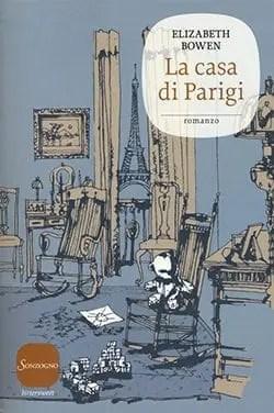 Recensione di La casa di Parigi di Elizabeth Bowen