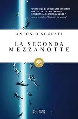 cover-2 Recensione di La seconda mezzanotte di Antonio Scurati Recensioni libri