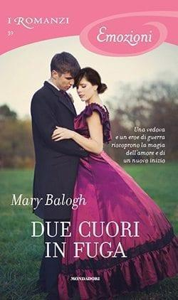 Recensione di Due cuori in fuga di Mary Balogh