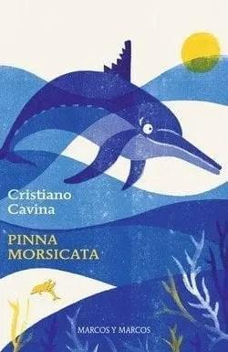 Pinna-morsicata-cover Pinna morsicata di Cristiano Cavina Anteprime
