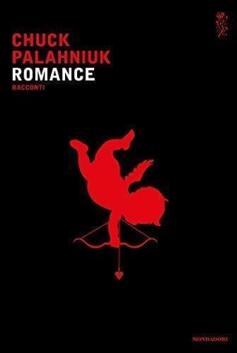 Romance-cover Romance di Chuck Palahniuk Anteprime